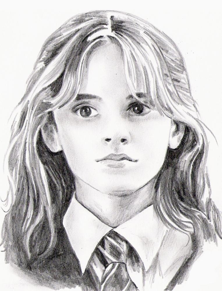 Emma Watson by ZiaCz